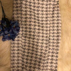 Beautiful winter skirt